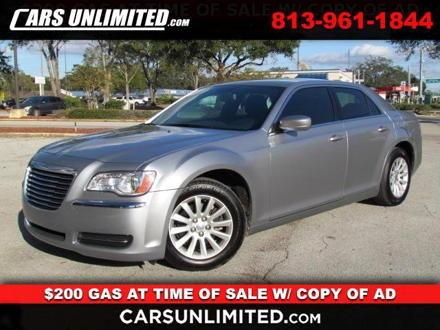 2013 Chrysler 300 4dr Sdn 300 Touring