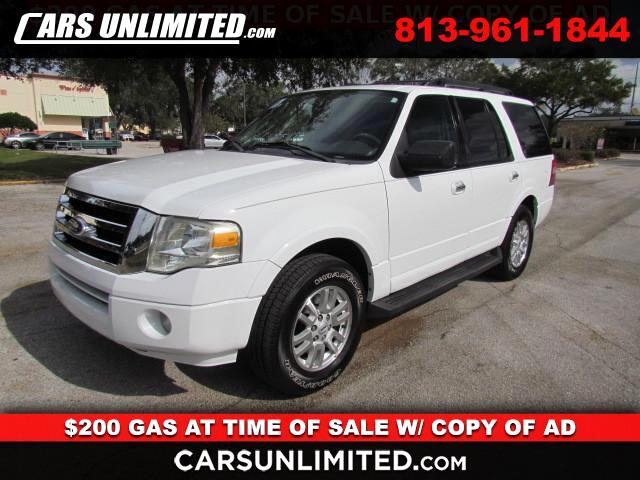 2011 Ford Expedition XLT Popular 5.4L 2WD