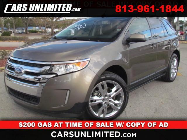 2014 Ford Edge SEL Plus FWD