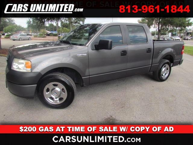 2008 Ford F-150 XL 2WD SuperCrew 5.5' Box