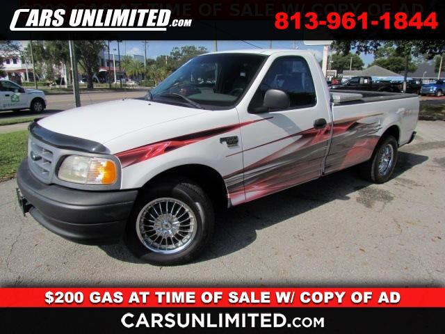 2001 Ford F-150 XL Reg. Cab Long Bed 2WD