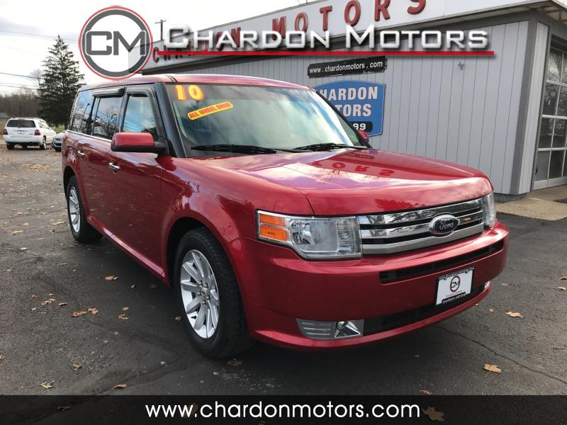 2010 Ford Flex 4dr SEL AWD