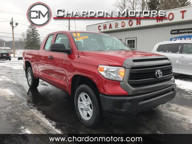 2017 Toyota Tundra 4WD SR Double Cab 6.5' Bed 4.6L (Natl)