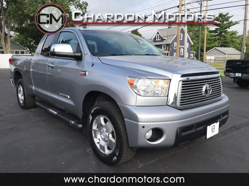 2010 Toyota Tundra 4WD Truck Double Cab 5.7L FFV V8 6-Spd AT LTD (Natl)