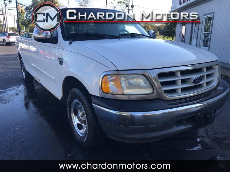 1999 Ford F-150 Supercab 157