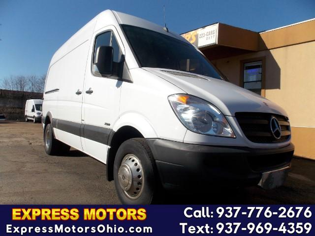 2012 Mercedes-Benz Sprinter 3500 High Roof 144-in. WB
