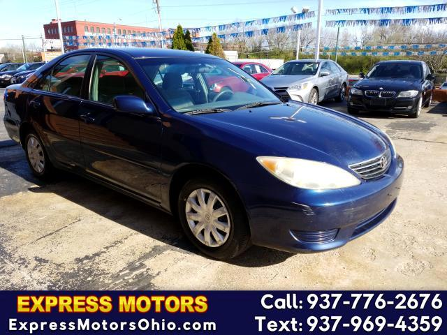 2006 Toyota Camry 4dr Sdn LE Manual (Natl)