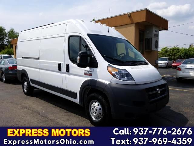 2018 RAM Promaster 2500 High Roof Tradesman 159-in. WB