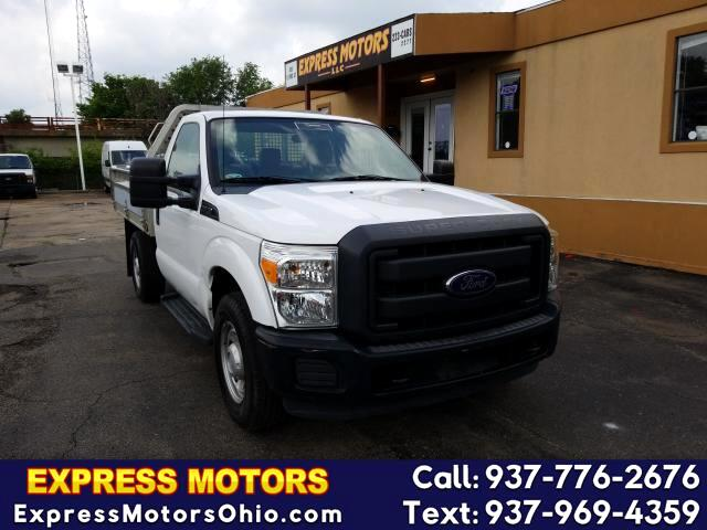 2012 Ford F-250 SD XLT 2WD