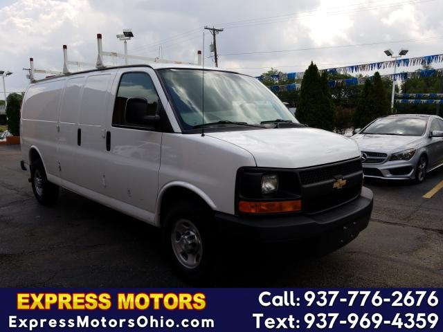 2014 Chevrolet Express 2500 Cargo Extended