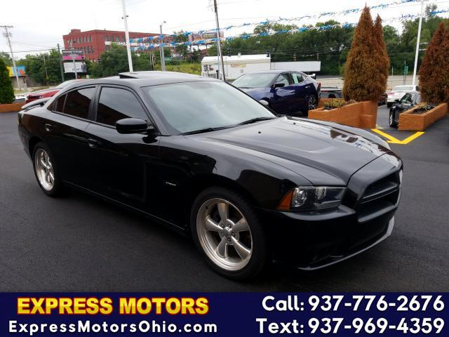 2011 Dodge Charger R/T Road Track Package
