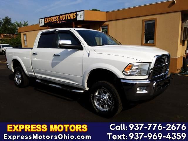 """2011 RAM 2500 4WD Crew Cab 149"""" Laramie"""