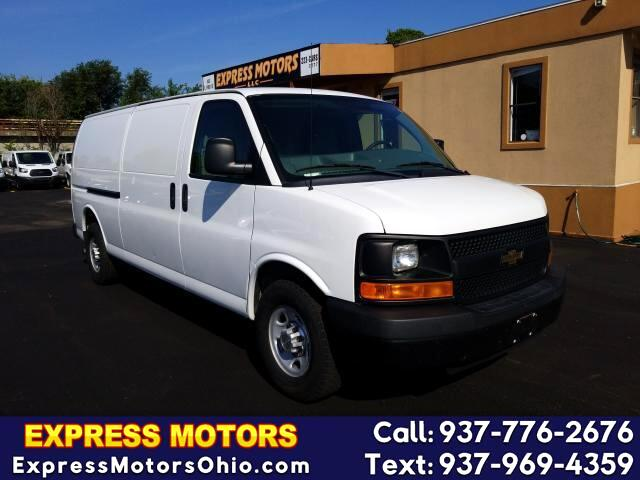 2013 Chevrolet Express 2500 Cargo Extended