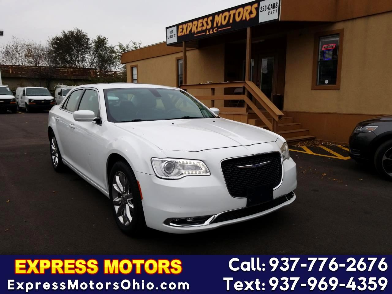 2015 Chrysler 300 4dr Sdn Limited AWD