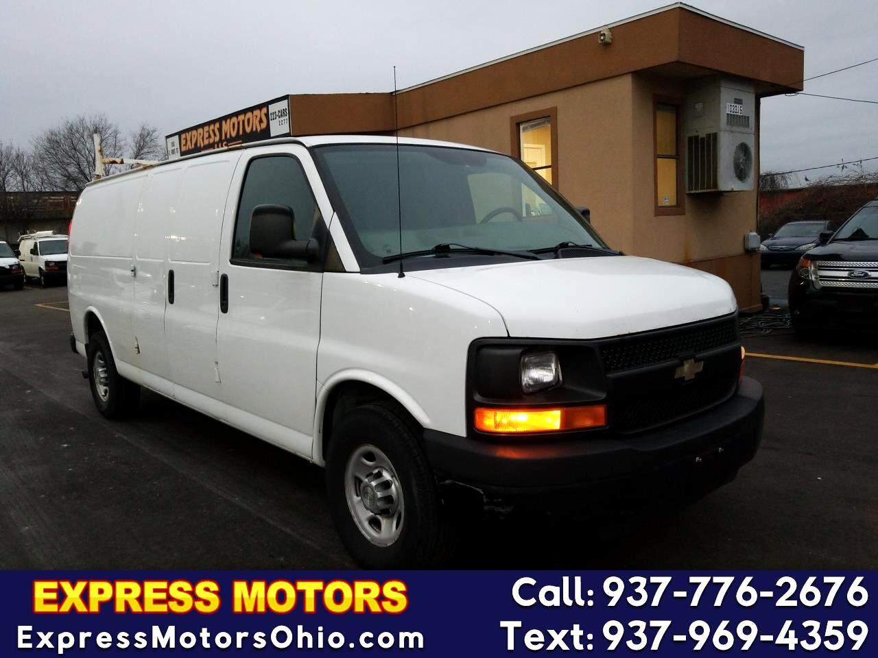 2011 Chevrolet Express Cargo Van RWD 2500 155
