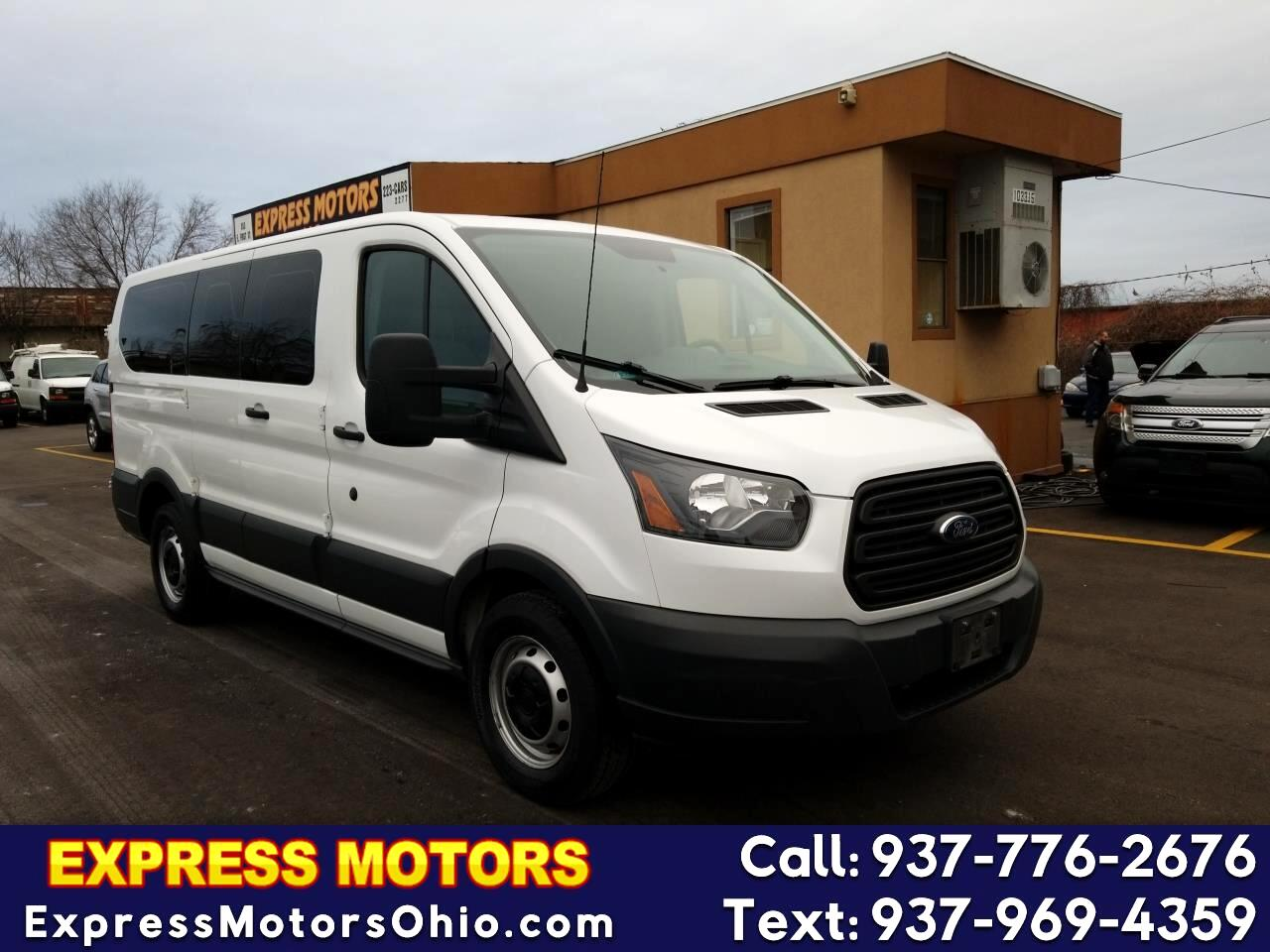 "2015 Ford Transit Wagon T-150 130"" Low Roof XLT Swing-Out RH Dr"