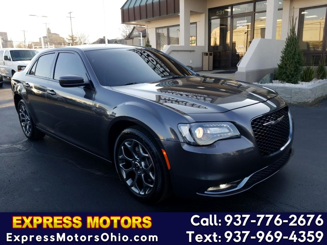 2015 Chrysler 300 4dr Sdn 300S AWD