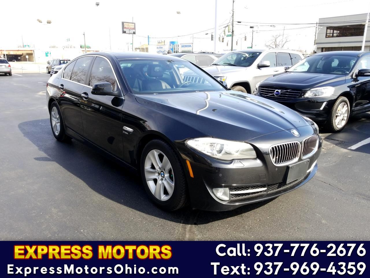 2012 BMW 5 Series 4dr Sdn 528i xDrive AWD
