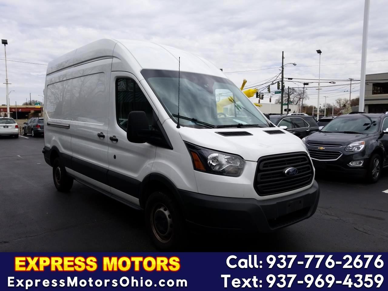 "2016 Ford Transit Cargo Van T-250 148"" Hi Rf 9000 GVWR Sliding RH Dr"