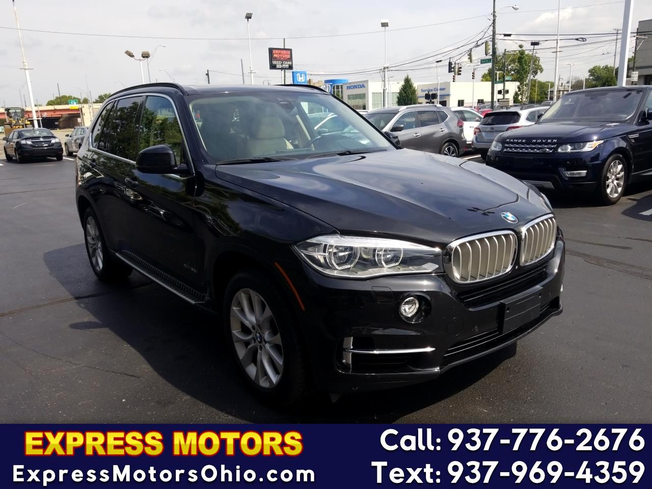 BMW X5 AWD 4dr xDrive50i 2014