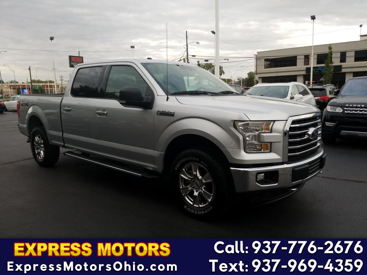 Ford F-150 XLT 4WD SuperCrew 5.5' Box 2017
