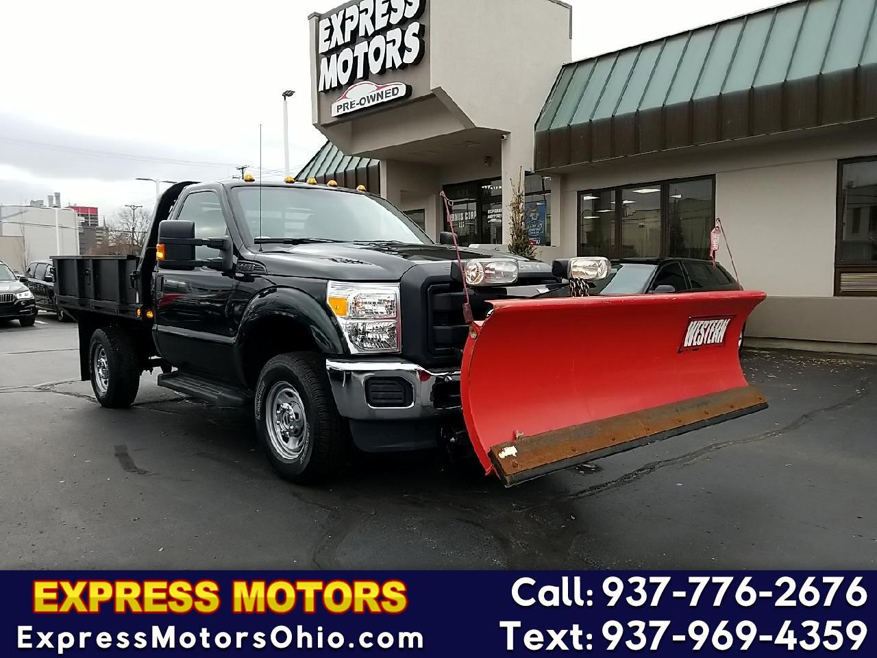 "Ford Super Duty F-250 SRW 4WD Reg Cab 137"" XL 2016"