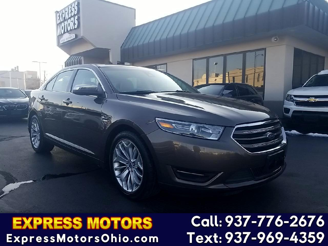 Ford Taurus 4dr Sdn Limited FWD 2016