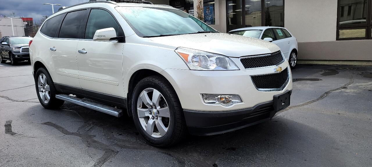 Chevrolet Traverse FWD 4dr LT w/1LT 2012