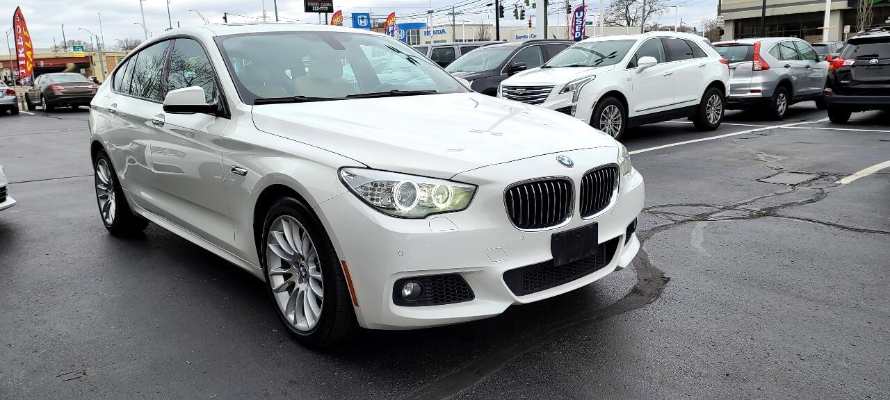 BMW 5 Series Gran Turismo 5dr 535i xDrive Gran Turismo AWD 2013