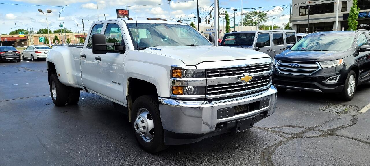 "Chevrolet Silverado 3500HD 2WD Double Cab 158.1"" Work Truck 2016"