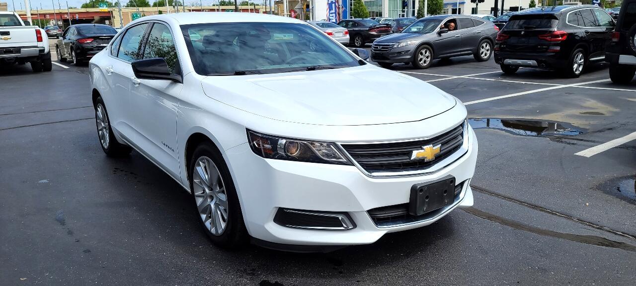Chevrolet Impala 4dr Sdn LS w/1FL 2016