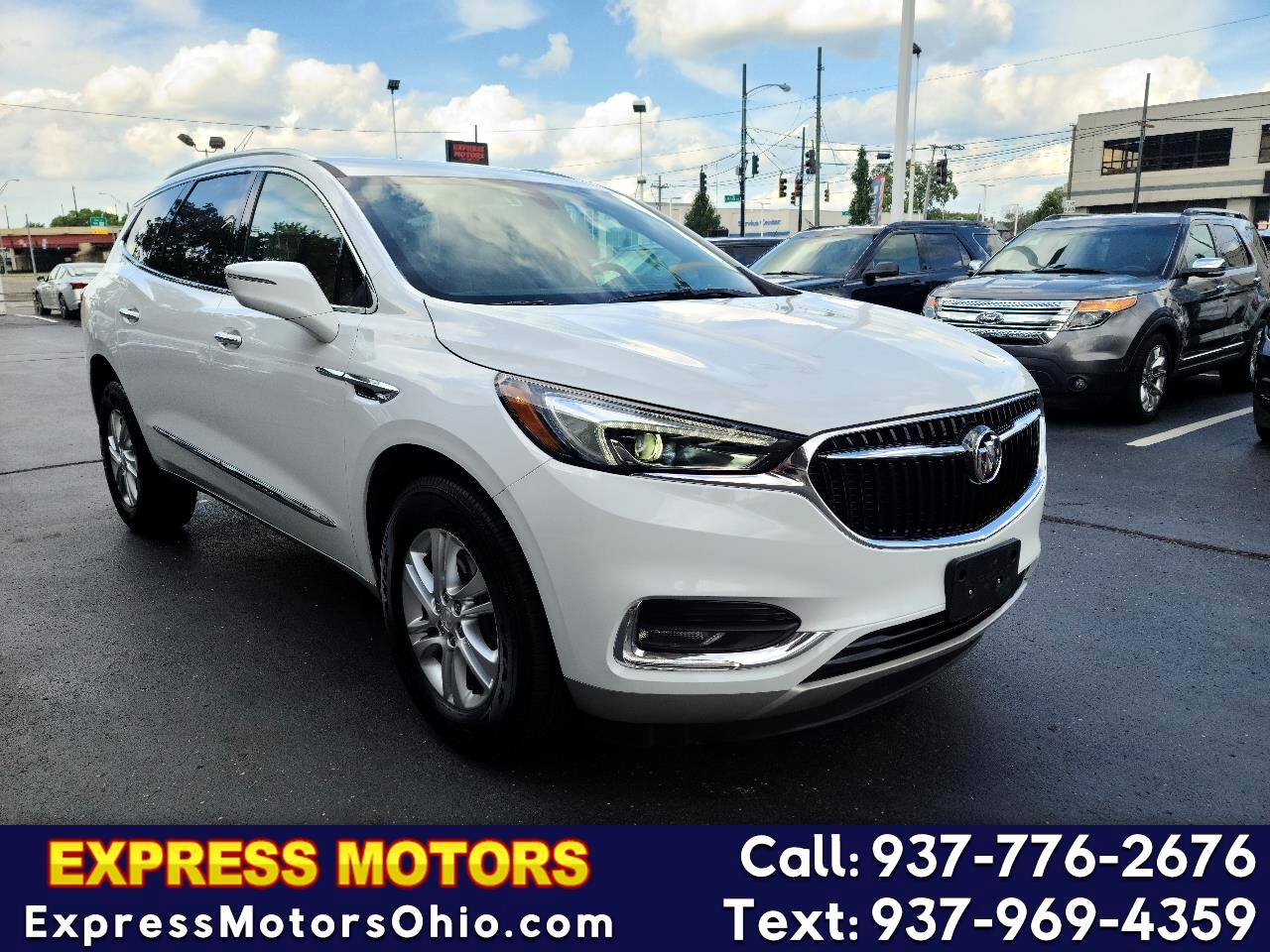 Buick Enclave AWD 4dr Essence 2020