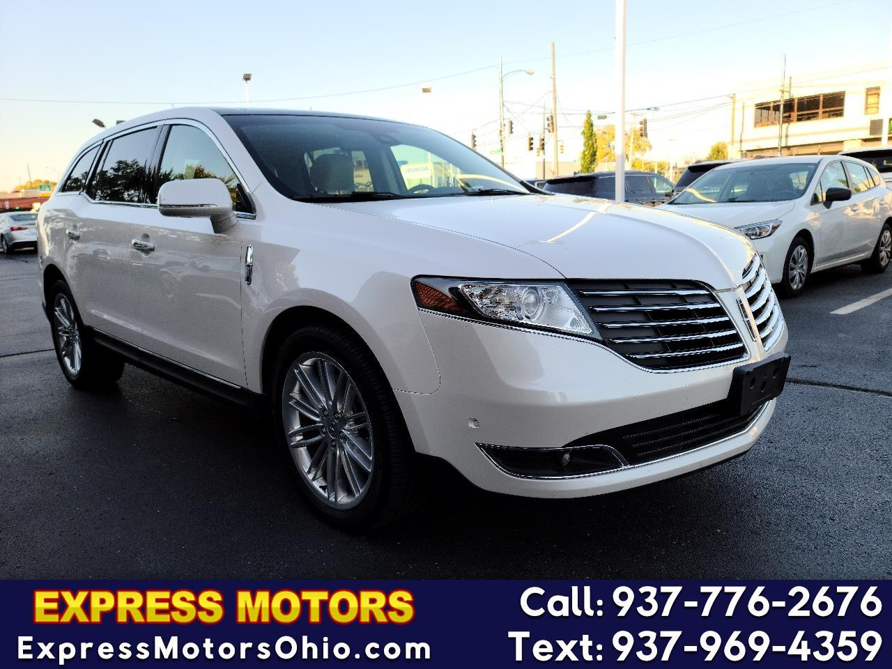 Lincoln MKT 3.5L AWD Reserve 2019