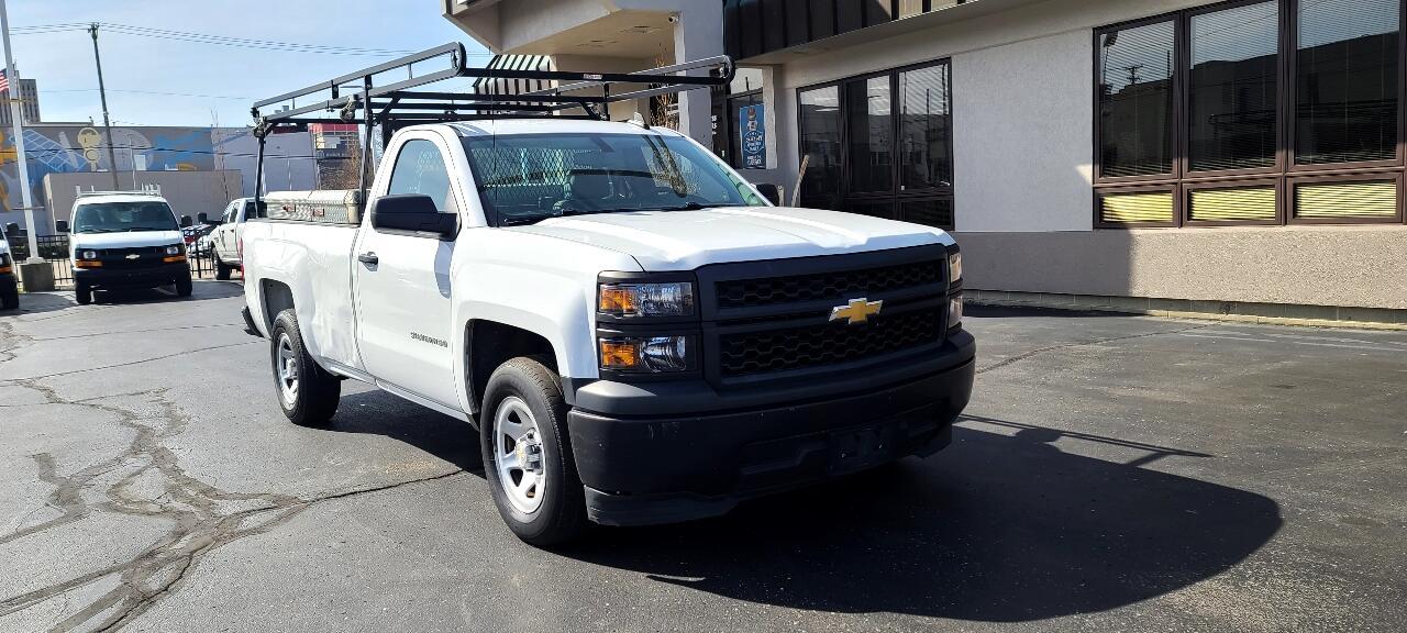 """Chevrolet Silverado 1500 2WD Reg Cab 133.0"""" Work Truck 2015"""