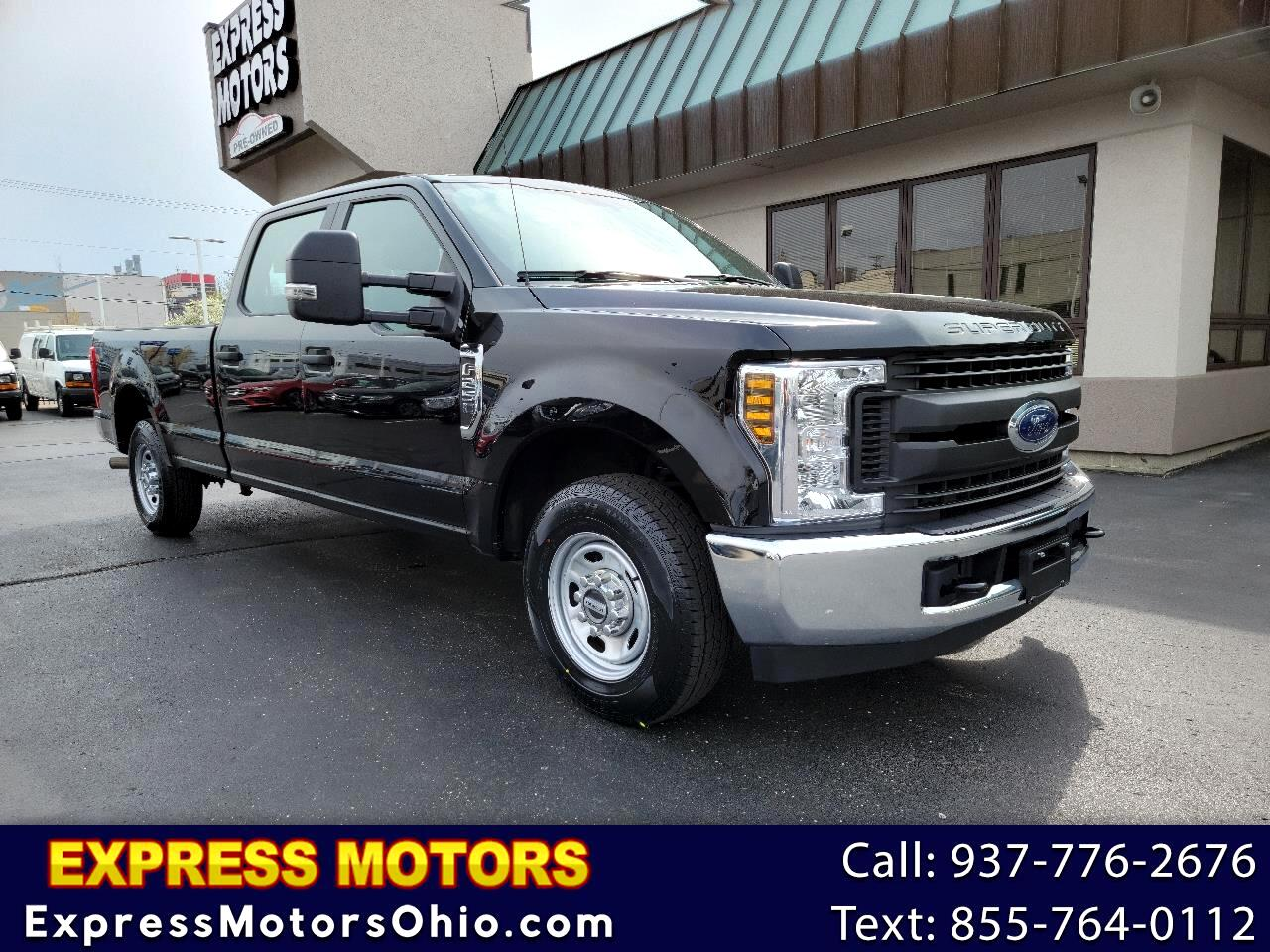 Ford Super Duty F-250 SRW XL 2WD Crew Cab 8' Box 2019