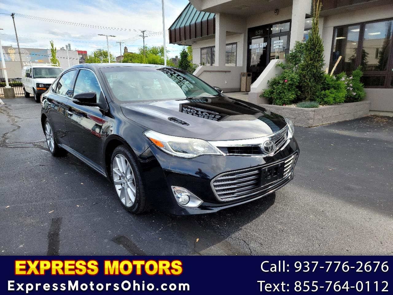 Toyota Avalon 4dr Sdn Limited (Natl) 2013