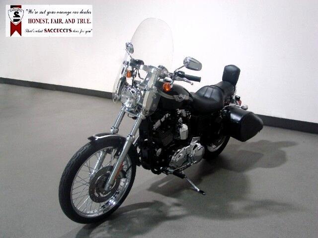 2003 Harley-Davidson XL 1200C 100th Anniversary Edition
