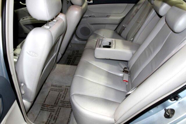 2008 Hyundai Sonata Limited V6