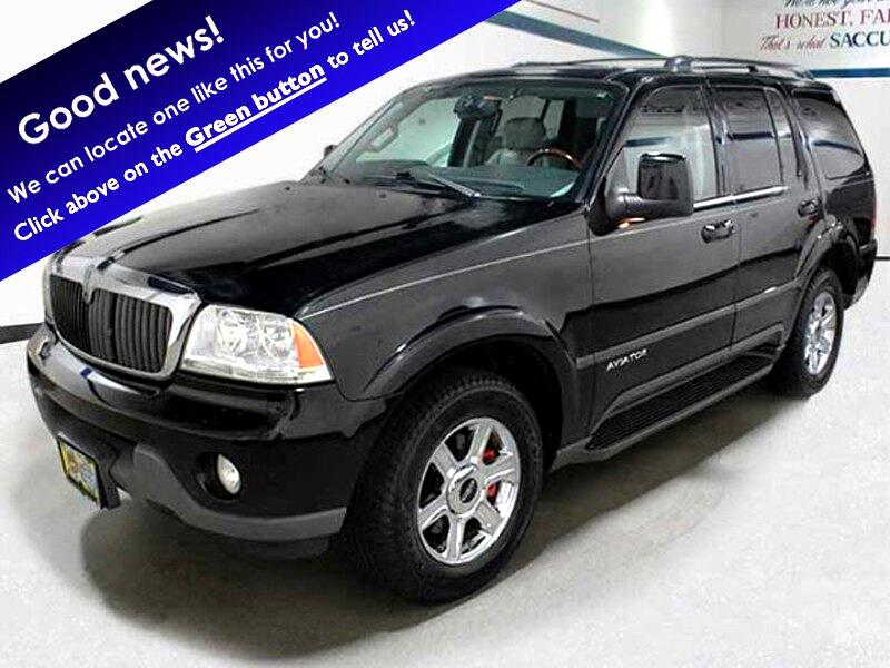 Lincoln Aviator AWD Luxury 2004