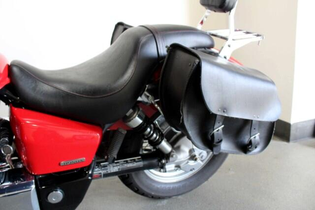 2007 Honda Shadow Spirit Base