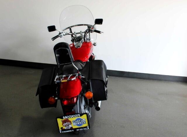 2007 Honda Shadow Spirit Base