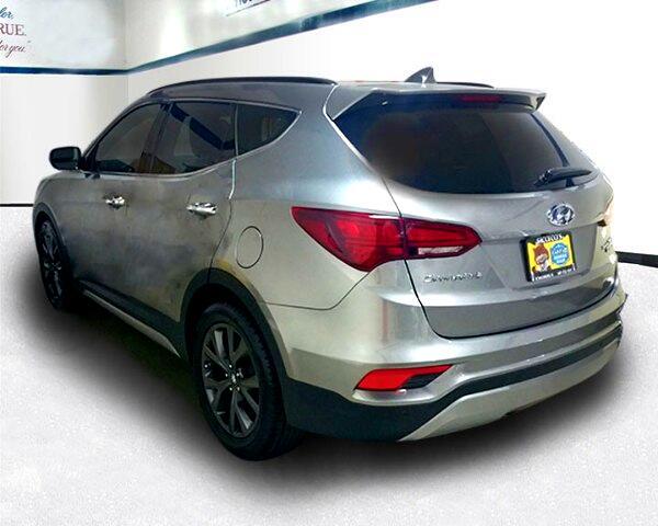 2017 Hyundai Santa Fe Sport 2.0T AWD