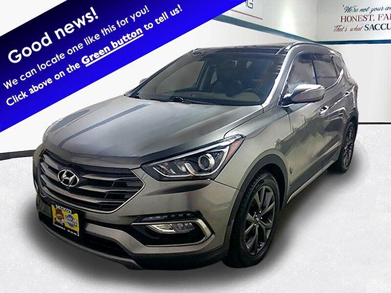 Hyundai Santa Fe Sport 2.0T AWD 2017