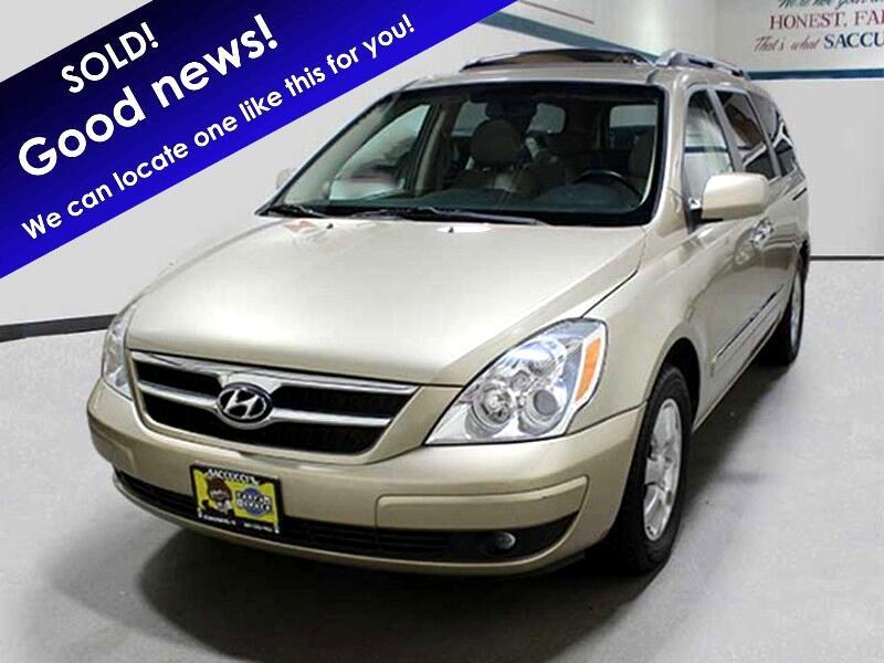 Hyundai Entourage Limited 2007