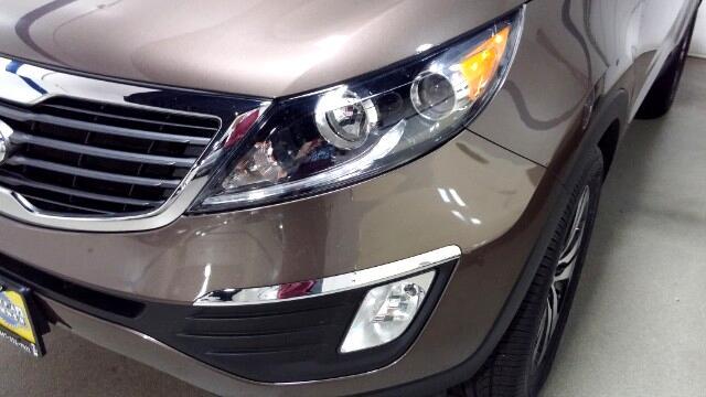2013 Kia Sportage EX AWD