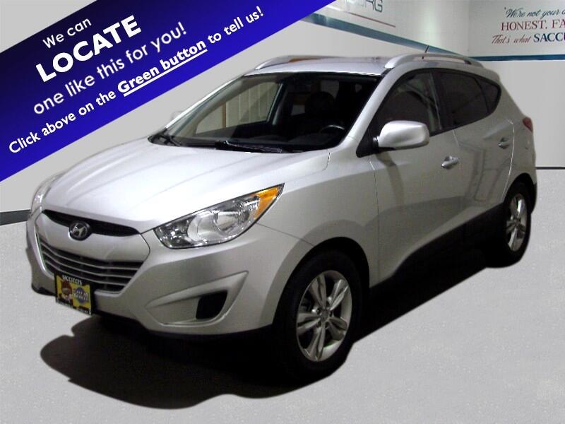 Hyundai Tucson GLS 2011