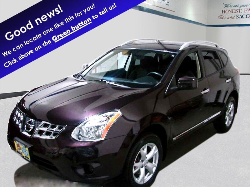 Nissan Rogue SV AWD 2011