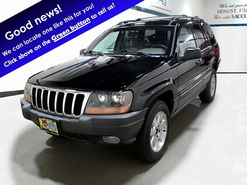 Jeep Grand Cherokee Laredo 4WD 2001