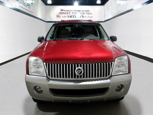 2003 Mercury Mountaineer Convenience 4.6L AWD