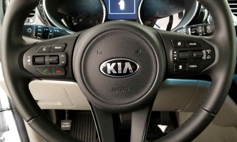 2018 Kia Sedona EX